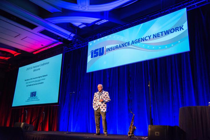 ISU Conference Keynote